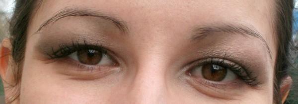 Assez Mes astuces pour maquiller des yeux à paupière tombante !   Choup  KV57