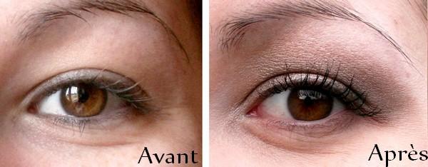Assez Mes astuces pour maquiller des yeux à paupière tombante ! | Choup  KV57