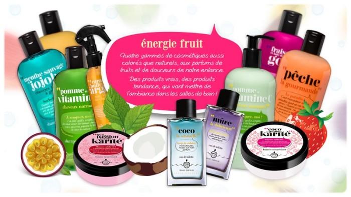Energie Fruit 1
