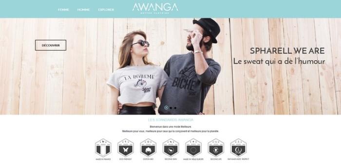 awanga site
