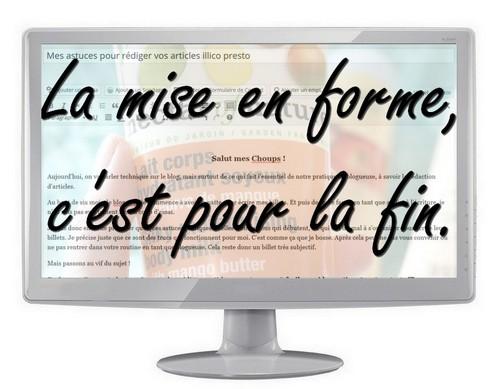 la_mise_en_forme