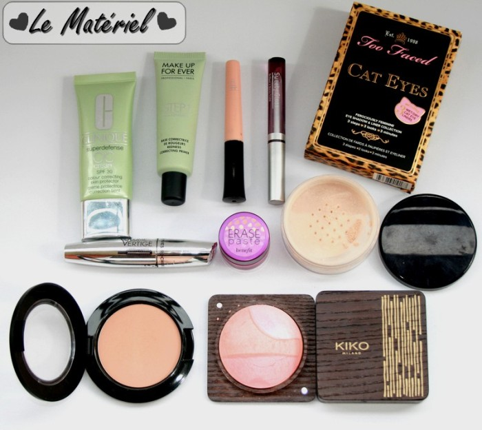 power_of_makeup_challenge_matériel
