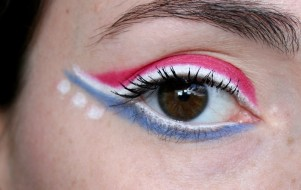 [Month Make Up Fever #6] Makeup Graphique Tout En Crayons !