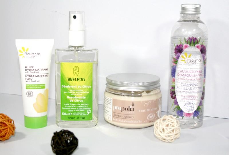 Extrêmement Quelles différences entre les cosmétiques bio et conventionnels  LB14