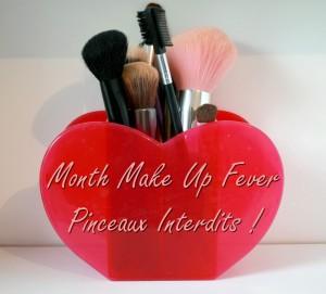 [Month Make Up Fever #3] Ma routine makeup minimaliste, sans pinceau !