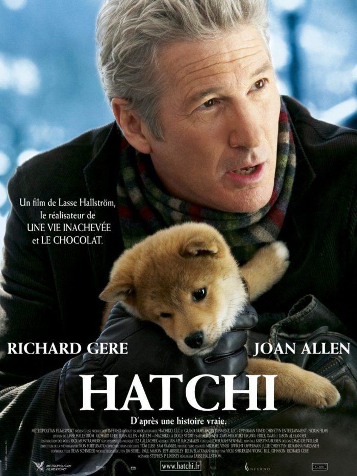 Hachiko-A-Dog-s-Story